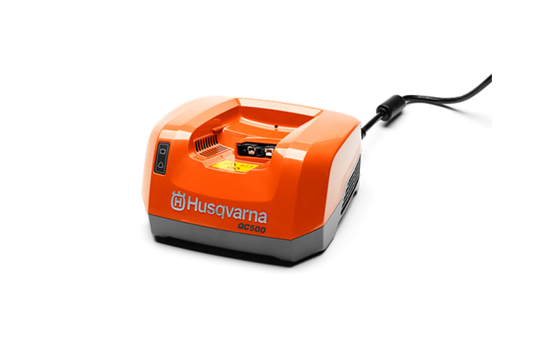 HUSQVARNA Battery Charger QC500